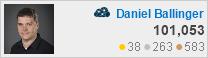 profile for Daniel Ballinger at Salesforce
